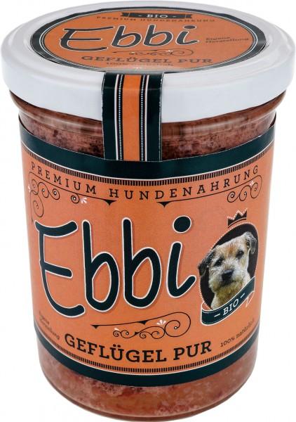 Ebbi Bio Geflügel Pur