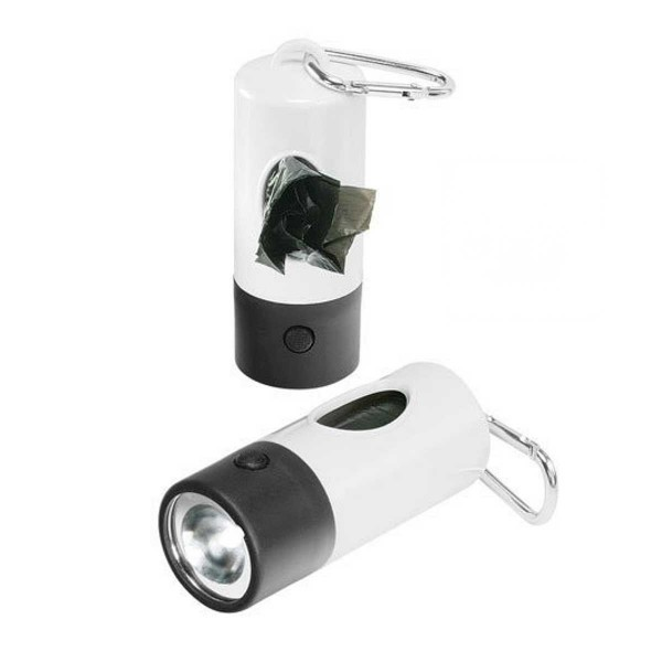 LED Gassi-Taschenlampe