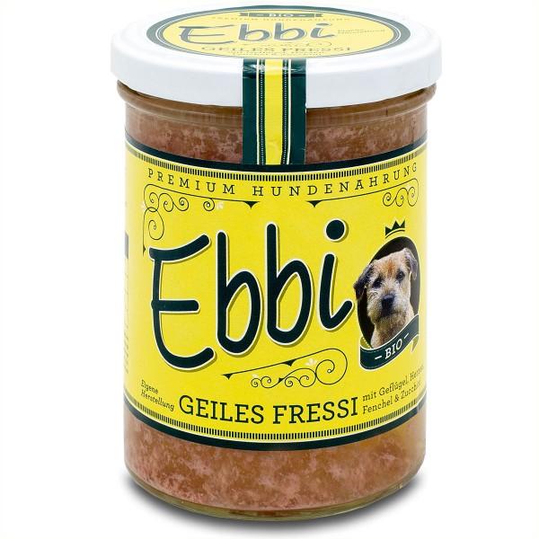 Ebbi Bio Geiles Fressi