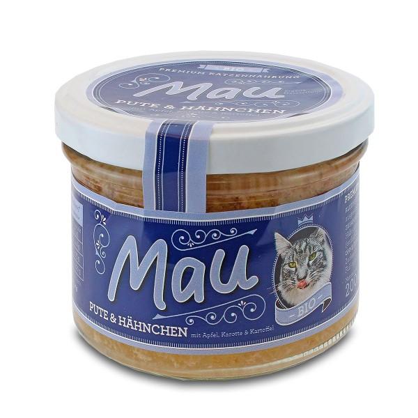 Mau Bio Pute & Hähnchen